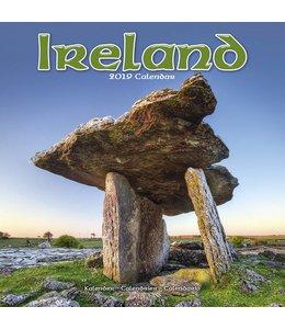 Avonside Ierland / Ireland Kalender 2019