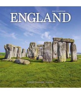 Avonside Engeland / England Kalender 2019