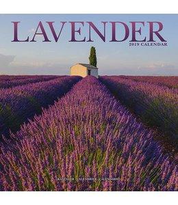 Avonside Lavendel Kalender 2019