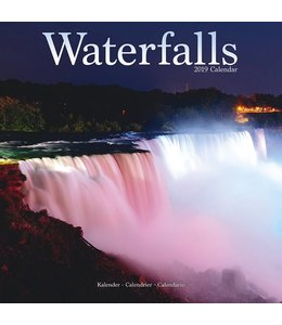 Avonside Waterfalls Kalender 2019