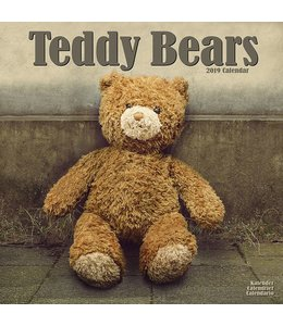 Avonside Teddy Bears Kalender 2019