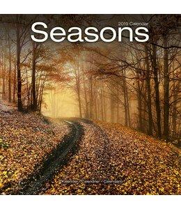 Avonside Seasons Kalender 2019
