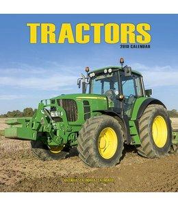 Avonside Tractors Kalender 2019