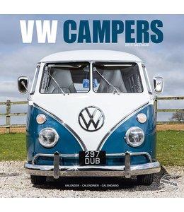 Avonside VW Camper Kalender 2019