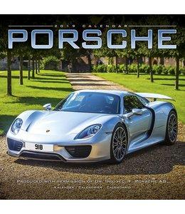 Avonside Porsche Kalender 2019