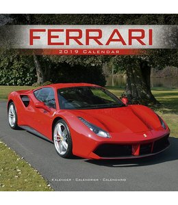 Avonside Ferrari Kalender 2019