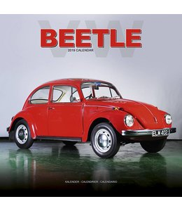 Avonside Beetle Kalender 2019