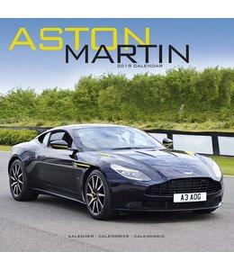 Avonside Aston Martin Kalender 2019