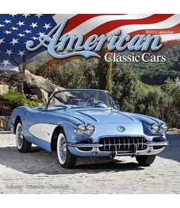 Avonside American Classic Cars Kalender 2019
