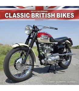 Avonside Classic British Bikes Kalender 2019