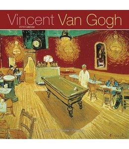 Avonside Vincent van Gogh Kalender 2019