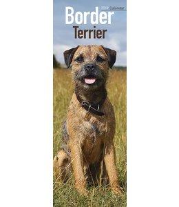 Avonside Border Terrier Kalender 2019 Slimline