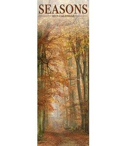 avond Seasons Kalender 2019 Slimline
