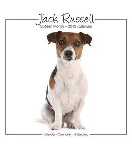 Avonside Jack Russell Terrier Kalender Studio Range 2019