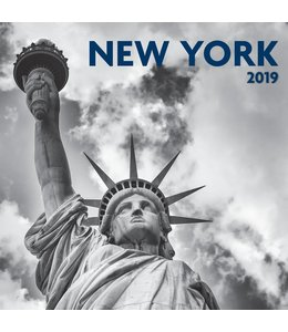 TL Turner New York Kalender 2019