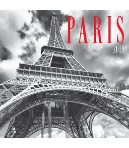 TL Turner Paris Kalender 2019