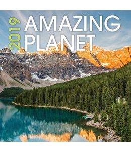 TL Turner Amazing Planet Kalender 2019