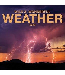 TL Turner Weather Kalender 2019