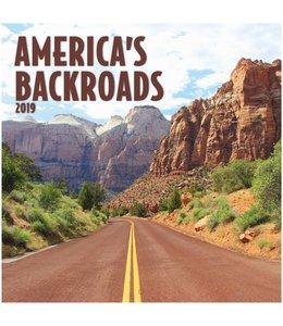 TL Turner America's Backroads Kalender 2019