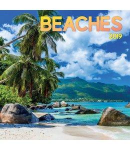 TL Turner Beaches Kalender 2019