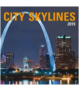 TL Turner City Skylines Kalender 2019