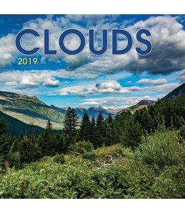 TL Turner Clouds Kalender 2019