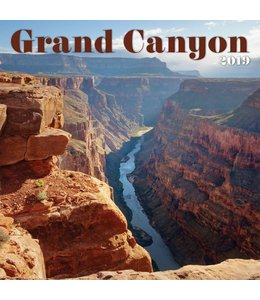 TL Turner Grand Canyon Kalender 2019