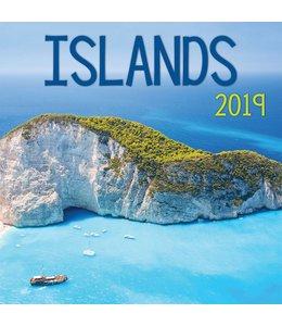 TL Turner Islands Kalender 2019