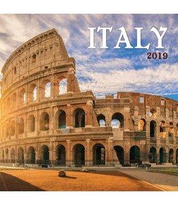 TL Turner Italy Kalender 2019