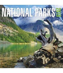 TL Turner National Parks Kalender 2019