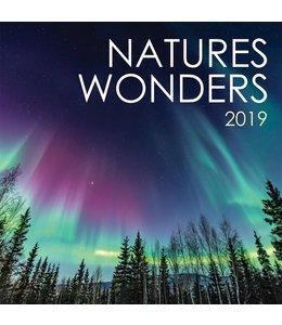 TL Turner Nature's Wonders Kalender 2019