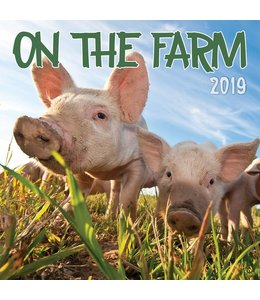 TL Turner On the Farm Kalender 2019