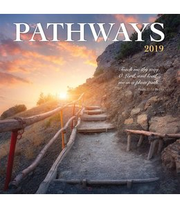 TL Turner Pathways Kalender 2019
