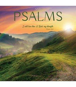 TL Turner Psalms Kalender 2019