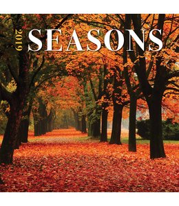 TL Turner Seasons Kalender 2019