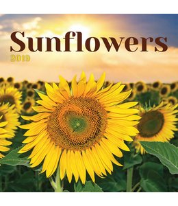 TL Turner Sunflowers Kalender 2019