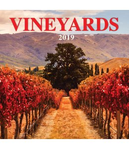 TL Turner Vineyards Kalender 2019