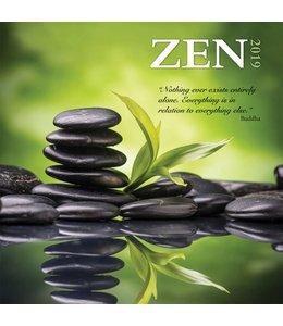 TL Turner Zen Kalender 2019