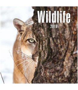 TL Turner Wildlife Kalender 2019