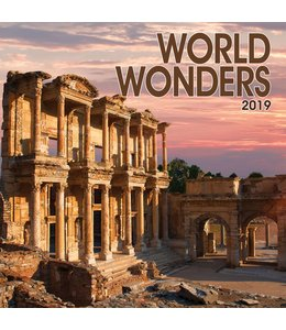 TL Turner World Wonders Kalender 2019