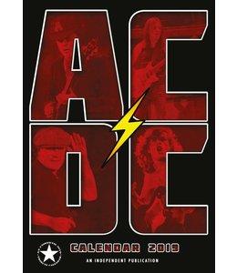 Dream AC / DC Kalender 2019 A3