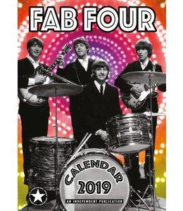 Dream The Beatles Kalender 2019 A3