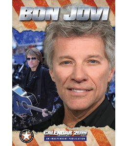 Dream Bon Jovi Kalender 2019 A3