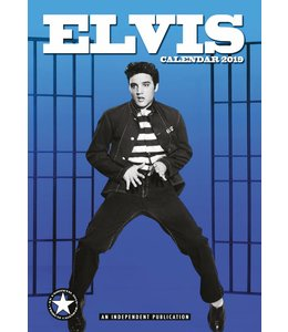 Dream Elvis Presley Kalender 2019 A3