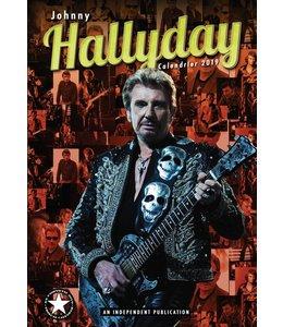 Dream Johnny Hallyday Kalender 2019 A3