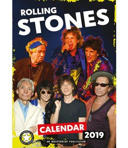 Dream Rolling Stones Kalender 2019 A3