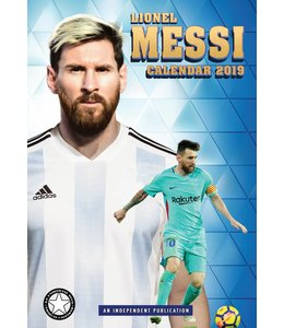 Dream Lionel Messi Kalender 2019 A3