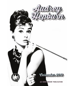 Dream Audrey Hepburn Kalender 2019 A3