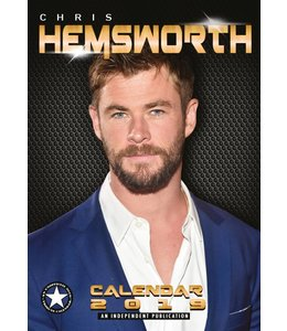 Dream Chris Hemsworth Kalender 2019 A3