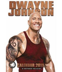 Dream Dwayne Johnson Kalender 2019 A3